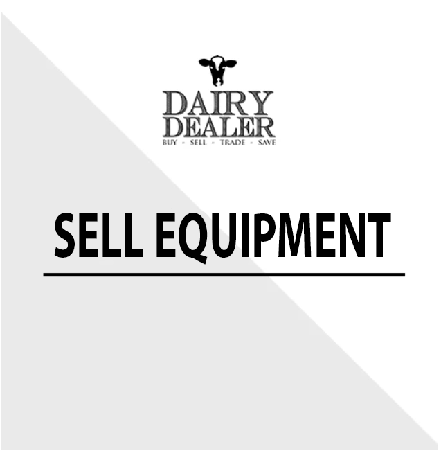 Sell Equipment on DairyDealer.com