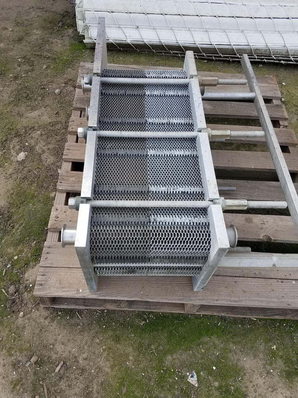 Listing #DD1576 - Surge Plate Cooler