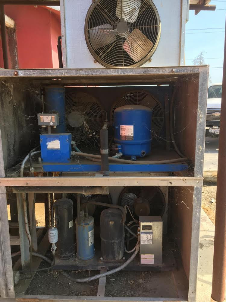 Listing #DD1470 Complete Chiller System