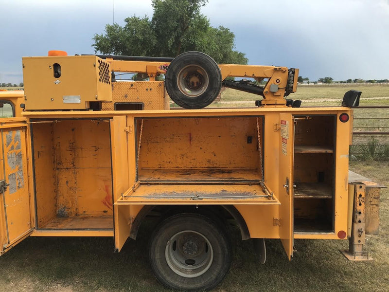 Listing #DD1442 - PRICE REDUCED Mechanic Truck