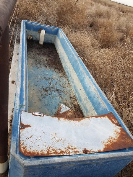 Listing #DD1409 - PRICE REDUCED Johnson Water Troughs