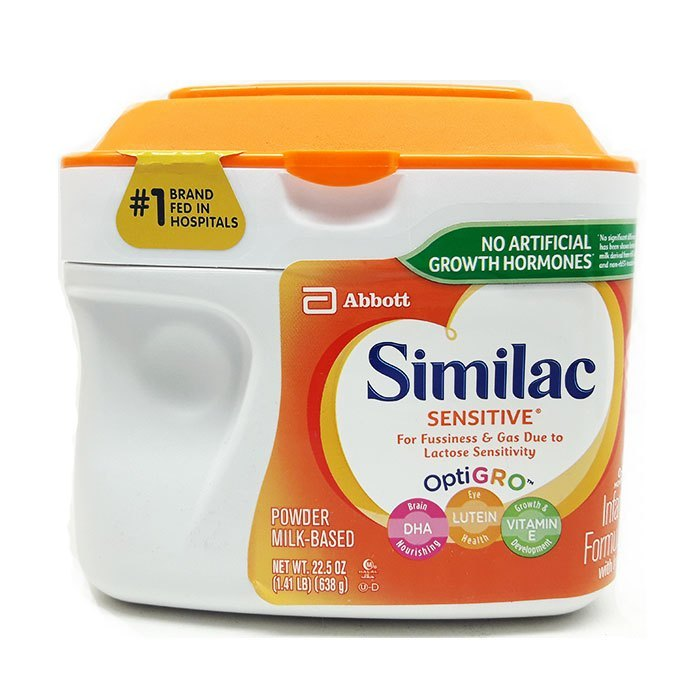 Similac Sense Fuss & Gas 638g