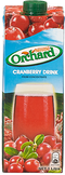 ORCHARD Cranberry Drink   1 litre