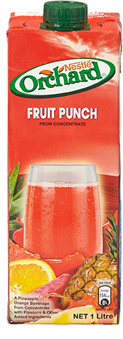 ORCHARD Fruit Punch  1 litre