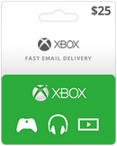 $25USD Xbox Gift Card (Email Delivery)