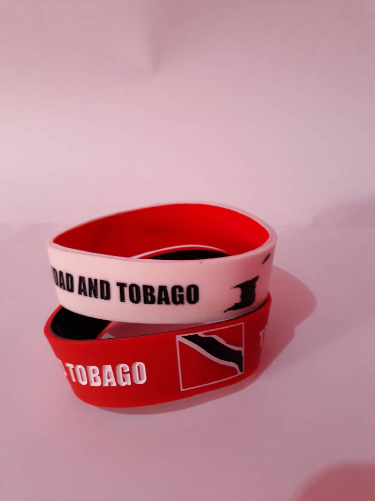T&T Country Flag Wristband