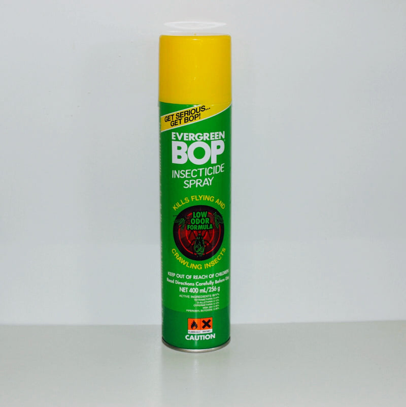 Bop Evergreen Insecticide 400ml