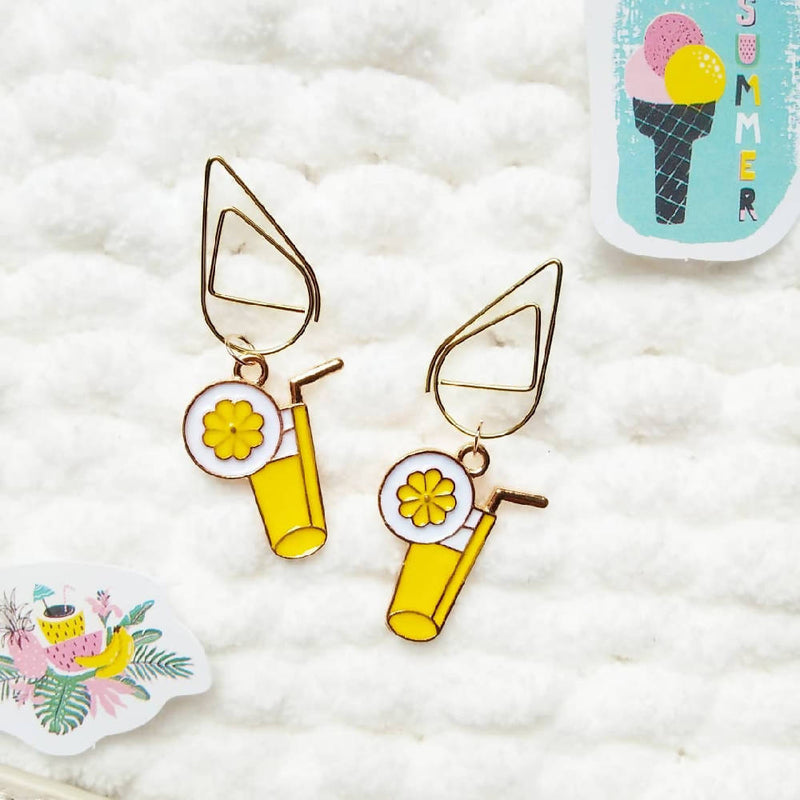 Lemonade Dangle Clip