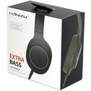 Hanizu Extra Bass wired headset