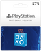 $75USD Playstation Network Card (Email Delivery)