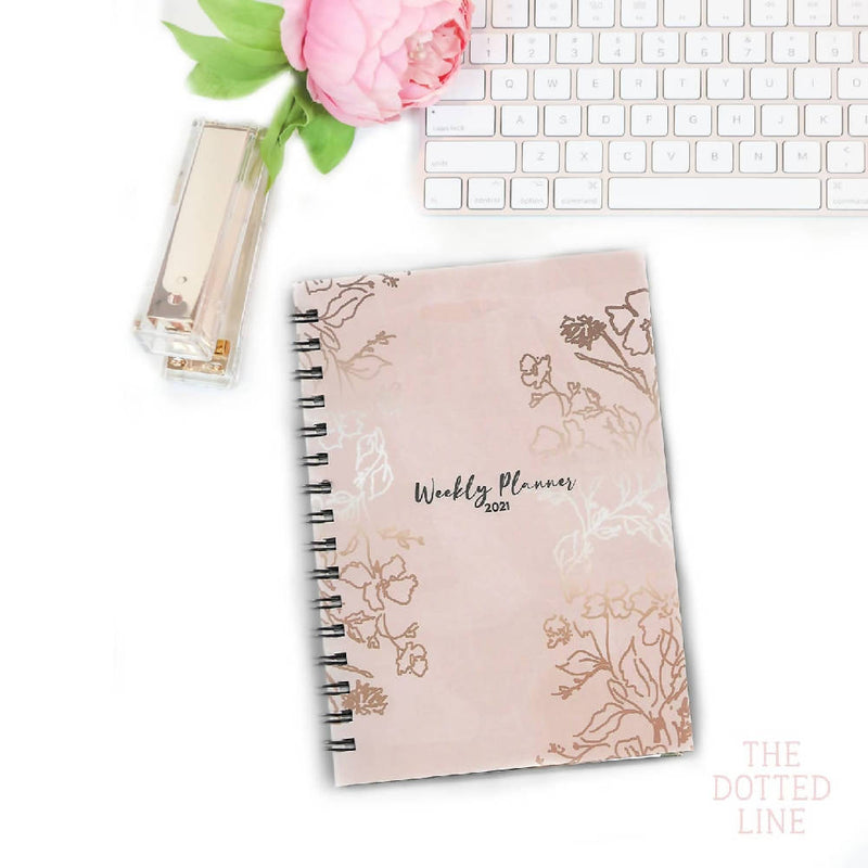A5 Weekly Planner - Luxe