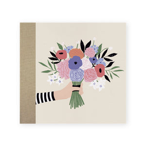 Album Screw Bouquet Beige