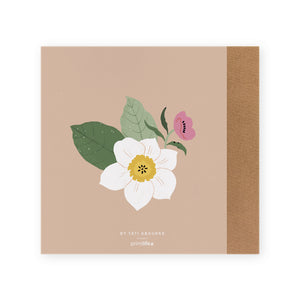 Album Screw Bouquet Peach