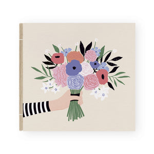 Album Stick Bouquet Beige