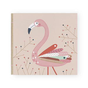 Album Stick Flamingo