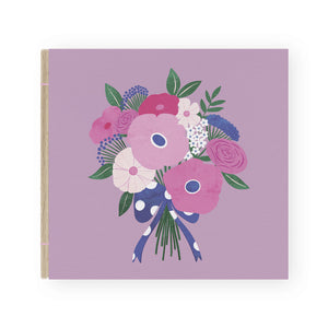 Album Stick Bouquet Lilac