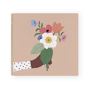 Album Stick Bouquet Peach