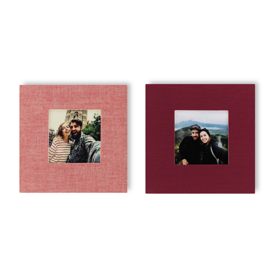 Frame Mix (x2) Red