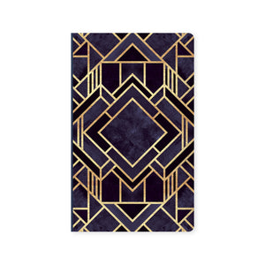 Notebook Deco Blue