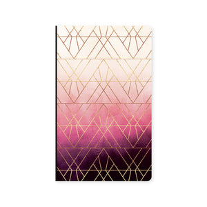 Notebook Pink Triangle
