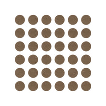 Stickers Cloth Brown