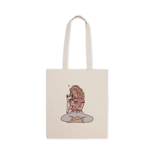 Totebag Dog Lover