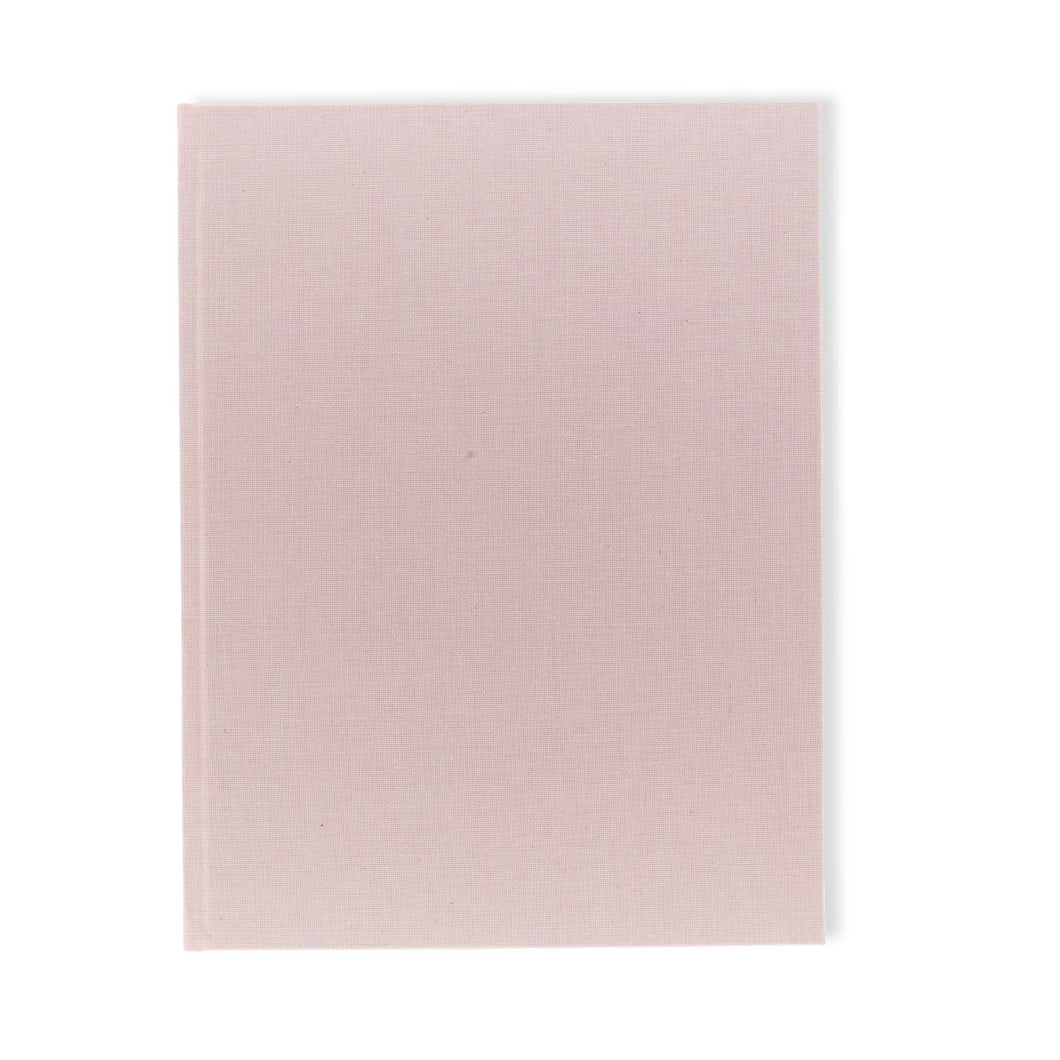Guestbook Classic Pink
