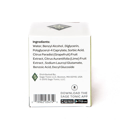 ENERGY - ESSENTIAL OILS TOWELETTES - GRAPEFRUIT & LIME