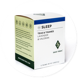 SLEEP TEA - LAVENDER & VALERIAN
