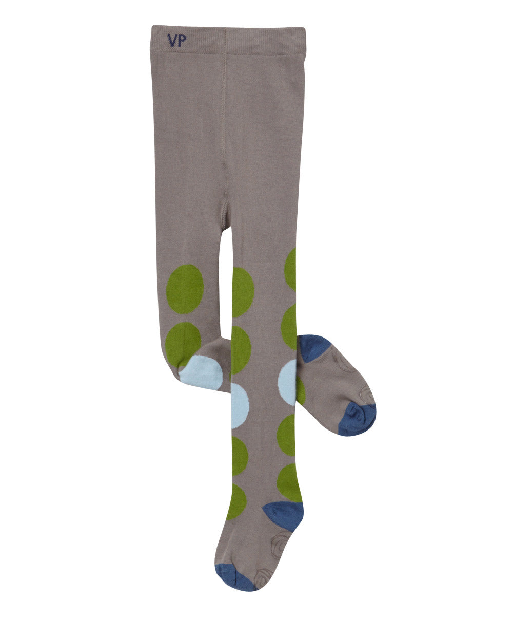Green Micro Ship Tights