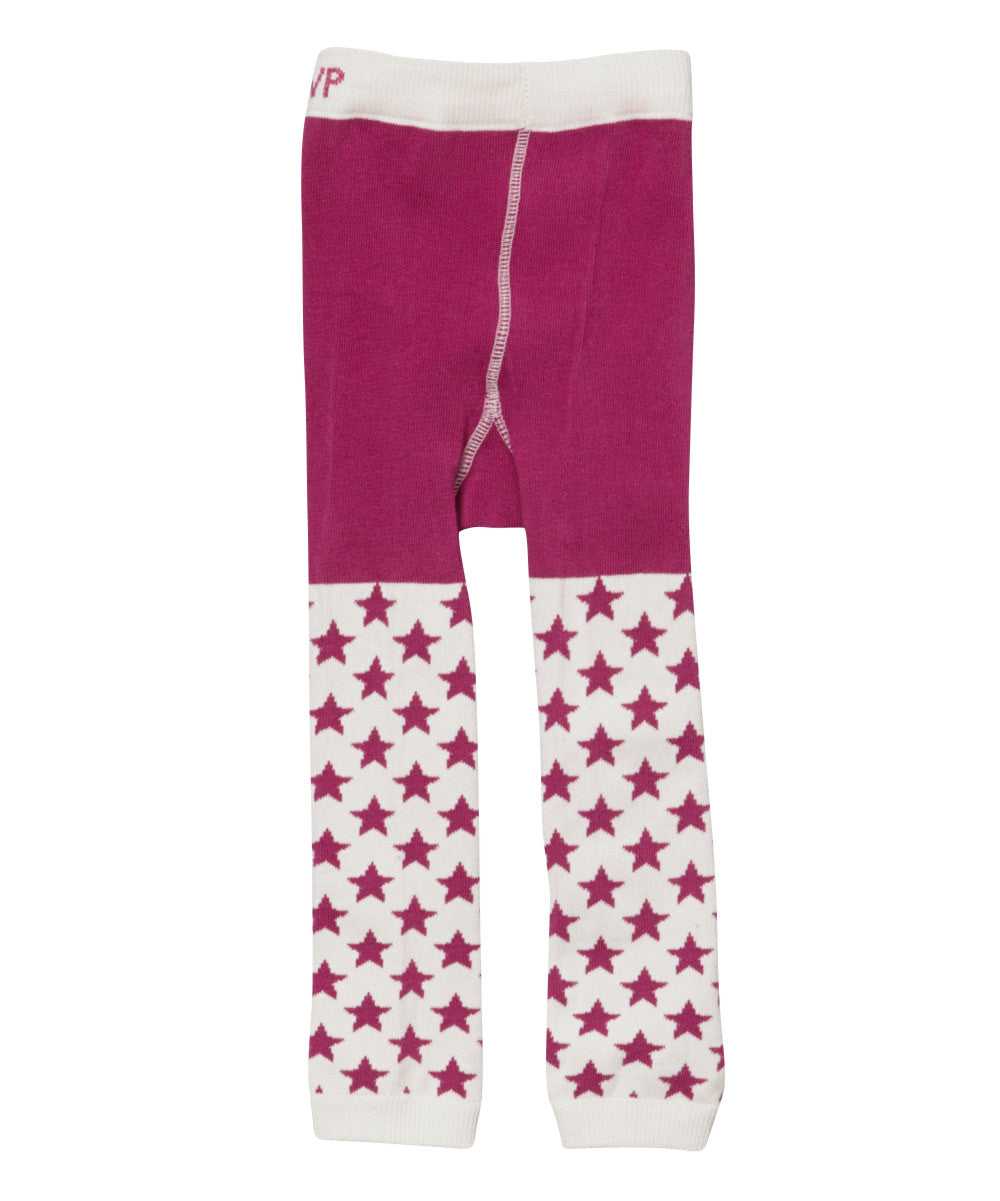 Confetti Stars Footless Tights