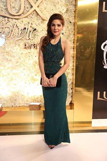 Ayesha Omar at LUX Style Awards 2015 Pakistan