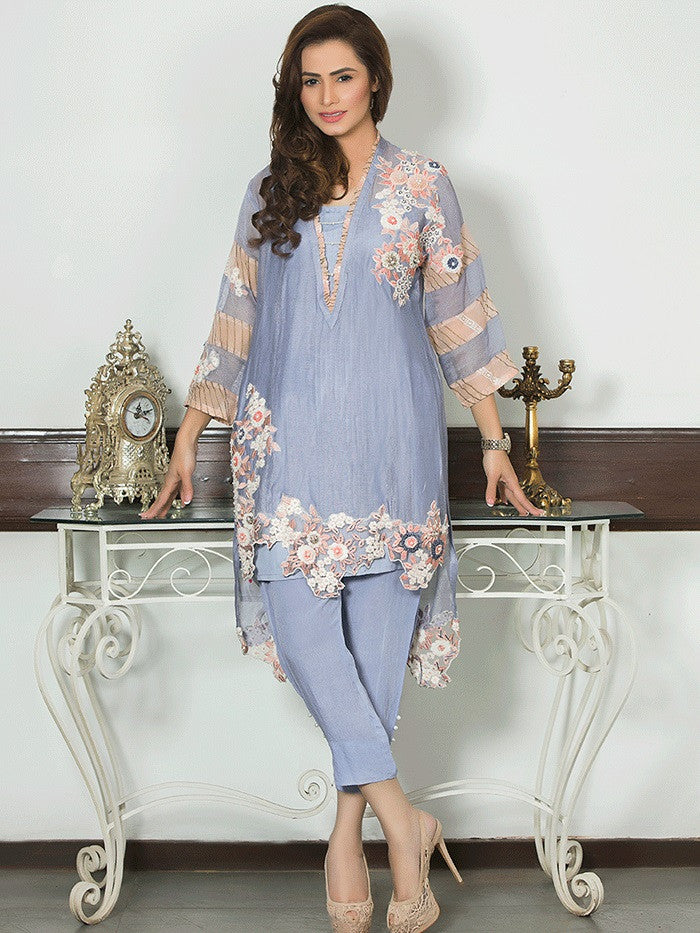 Beautiful Floral Shirt with Trouser