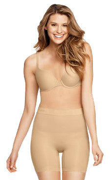 Shorts Seamless Shaping - Skin