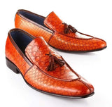 Harvard Footmark Men's Shoes by La-italio