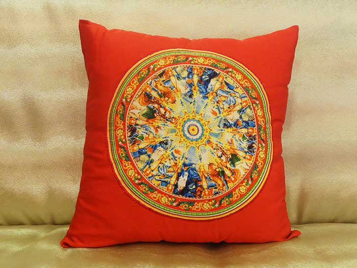 Thematic Art Cushion