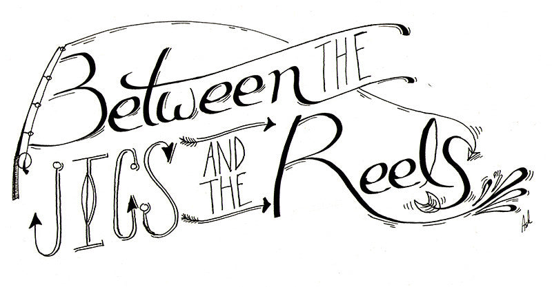 Between The Jigs And The Reels Artwork