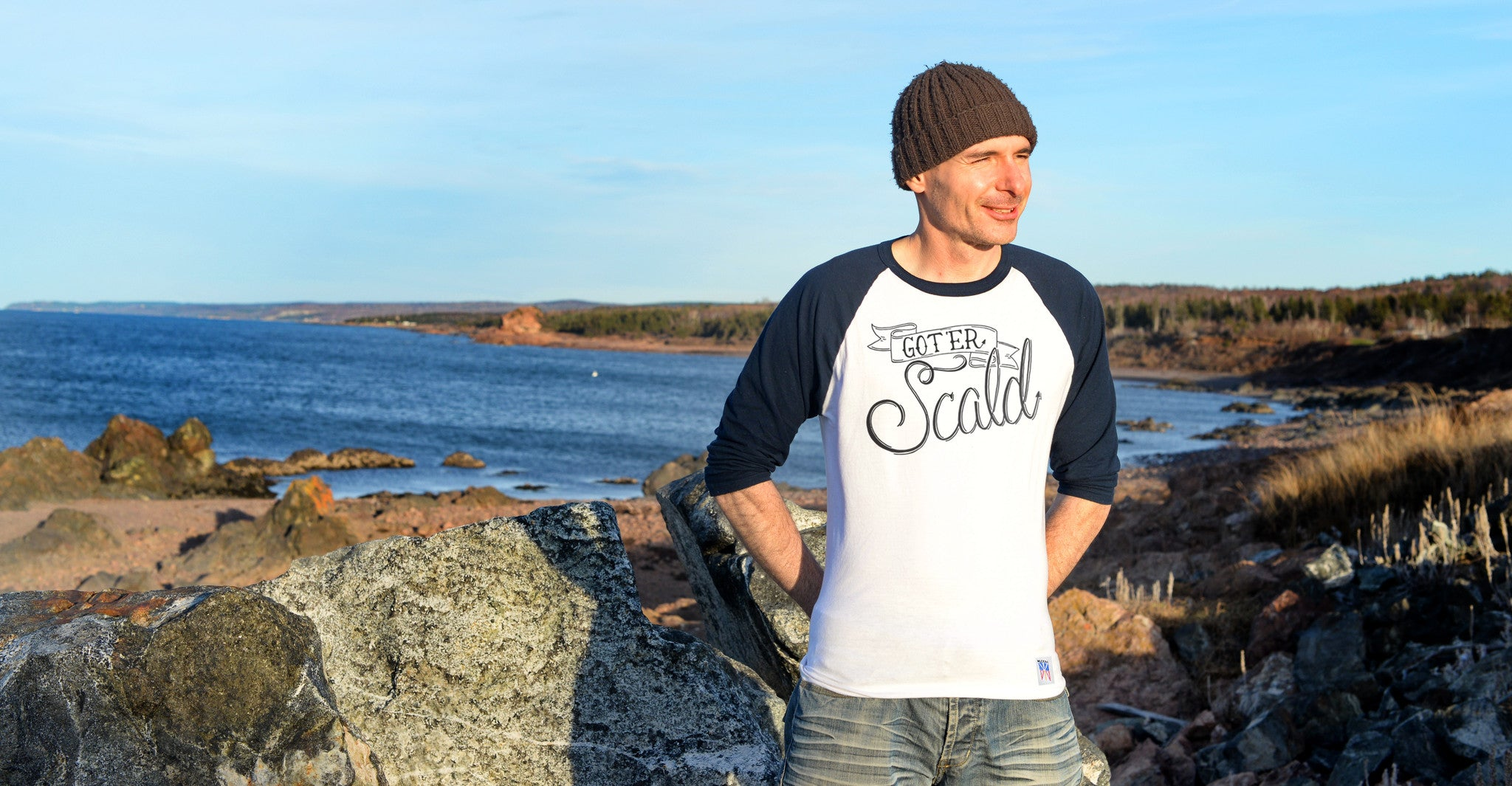 James Smeaton - Founder Of Newfoundland Clothing Company