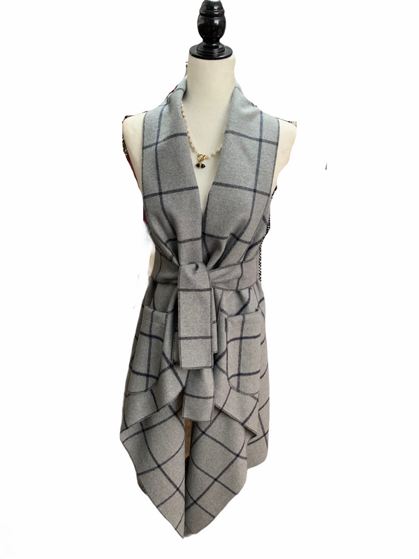 Uptown Girl - Downtown Vest