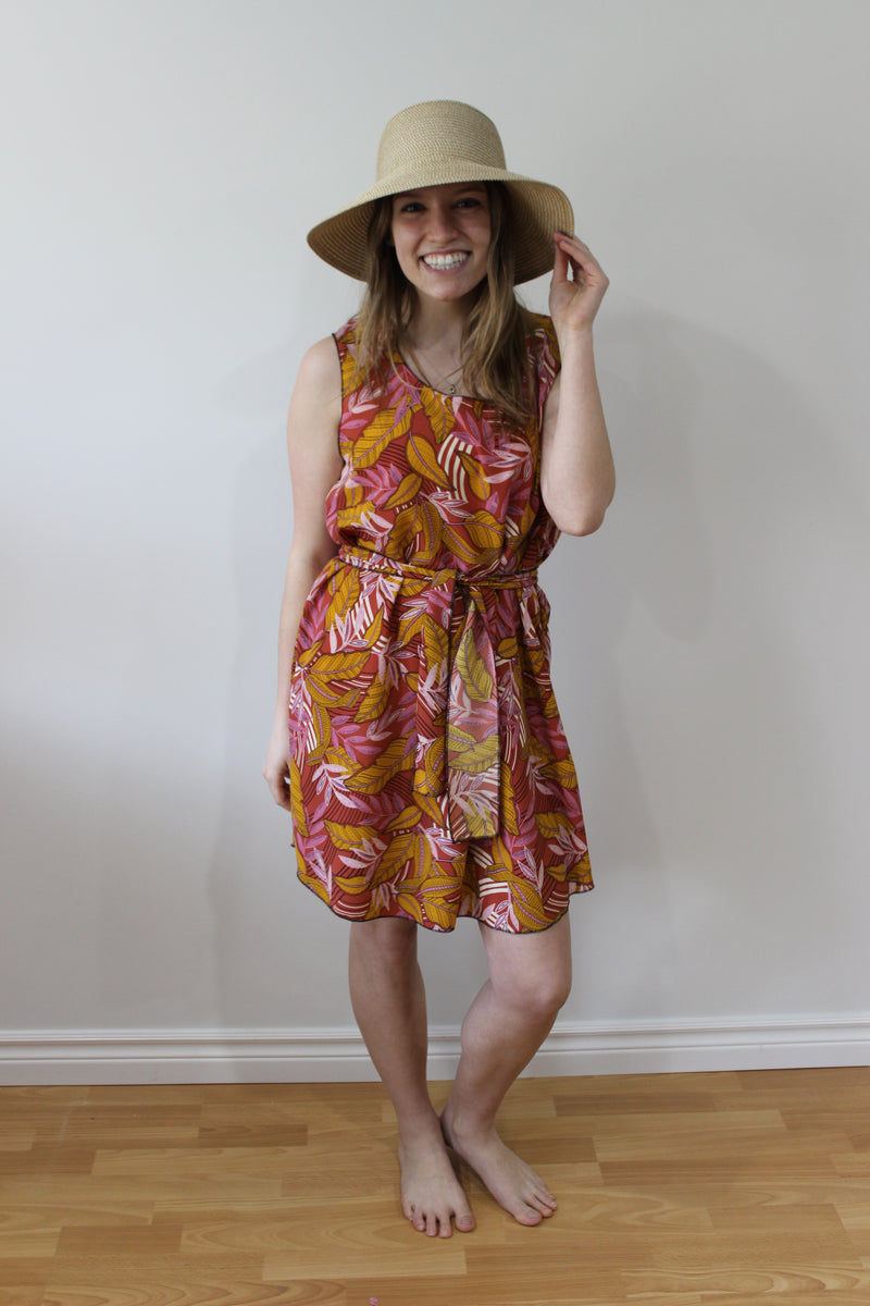 Hello Hawaii- Midtown Tunic