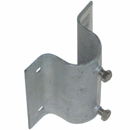 Dock Edge Side Leg Holder, Galvanized 86-101-F - BoatNDock.com