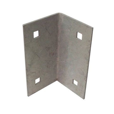 Dock Edge Corner Bracket, Inside Joist, Galvanized 95-122-F - BoatNDock.com