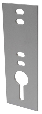 Dock Edge Anchor Chain Plate w/Keyhole 98-606-F - BoatNDock.com