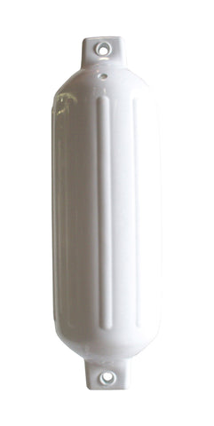 Dock Edge Twin Eye Ribbed white 6.5X23 buy 3 get 1 free - BoatNDock.com