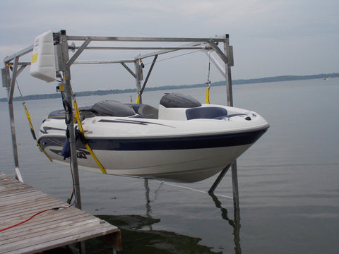 Naylor Systems Tagged Quot Shallow Water Lift Quot Boatndock Com