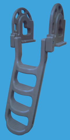 Dock Edge Polyethylene Stand Off Flip-Up 2084 F - BoatNDock.com