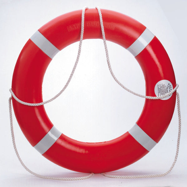 "Dock Edge Life Ring Buoy, 30"", CAD - BoatNDock.com"