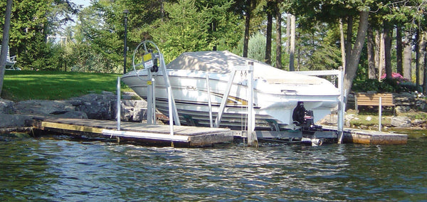 Vertical Lift A38V - BoatNDock.com