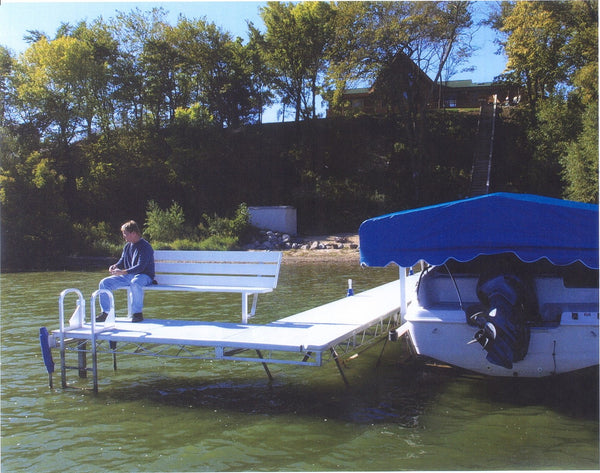 Wheelend Dock - BoatNDock.com