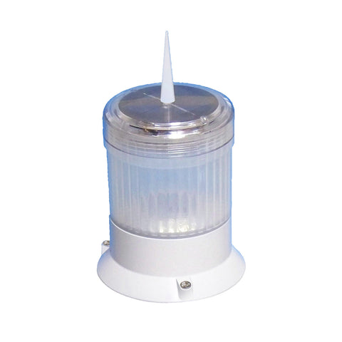 Dock Edge Solar Piling Cap Light 96-268-F - BoatNDock.com